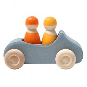 Grimm's Grote Cabriolet Blauw