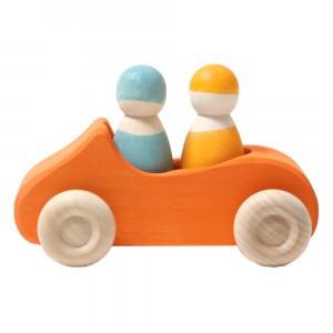 Grimm's Grote Cabriolet Oranje