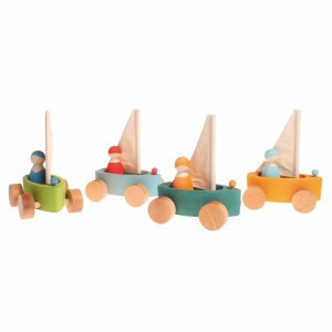 Grimm's Kleine Jachtbootjes