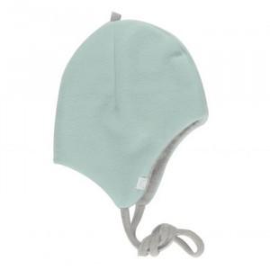 Popolini Kapje (Baby) Fleece Green Melange