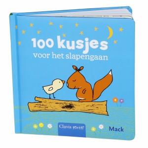 Clavis Leesboekje 100 Kusjes
