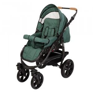 Naturkind Kinderwagen Varius Pro Salbei