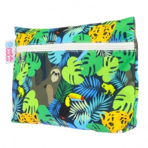 Petit Lulu Wet Bag Jungle