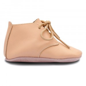 Bobux Soft Soles Desert Lace Rose