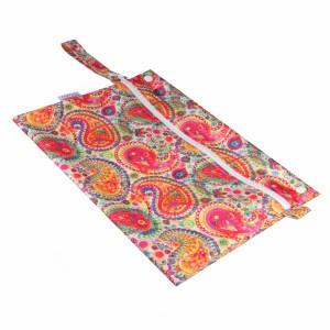 Petit Lulu Luierzak Wetbag Colourful Orient
