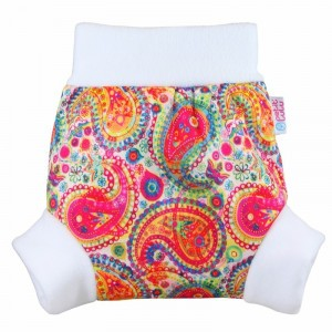 Petit Lulu Pull-Up Overbroekje Medium Colourful Orient
