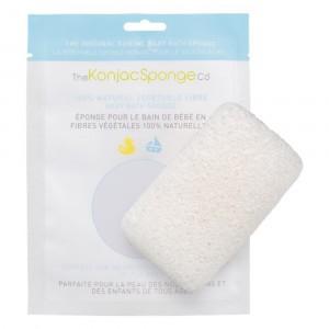 The Konjac Sponge co. Reinigingsspons voor Baby's - Lichaam