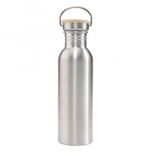 Haps Nordic Drinkfles (750 ml) Stainless Steel