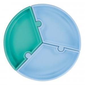 MiniKOiOi Puzzel Bord Green/Blue