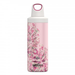 Kambukka Drinkfles RENO Insulated 500 ml Monstera Leaves