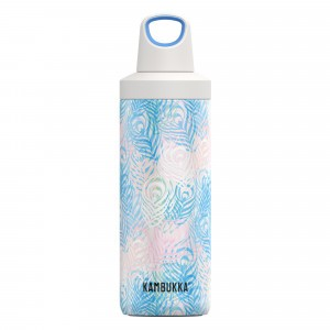 Kambukka Drinkfles RENO Insulated 500 ml Peacock