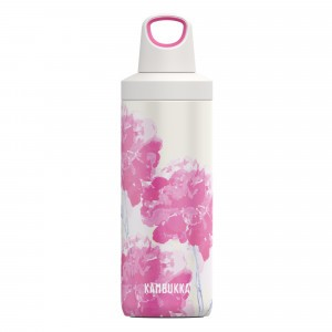 Kambukka Drinkfles RENO Insulated 500 ml Pink Blossom