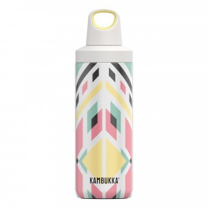 Kambukka Drinkfles RENO Insulated 500 ml Tribal Shibori