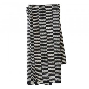 Oyoy Stringa Mini Handdoek Offwhite/Anthracite