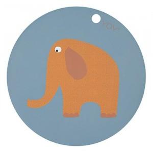 Oyoy Placemat Elephant