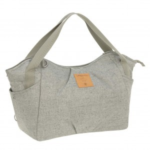 Lässig Green Label Verzorgingstas Twin Bag Bouclé Beige