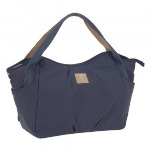 Lässig Green Label Verzorgingstas Twin Bag Triangle Navy