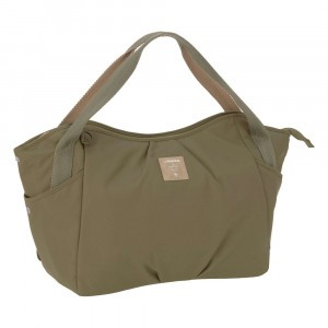 Lässig Green Label Verzorgingstas Twin Bag Triangle Olive