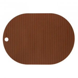 Oyoy Ribbo Placemat (2-pack) Caramel
