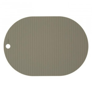 Oyoy Ribbo Placemat (2-pack) Olive