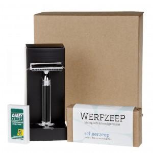 Zero Waste Cadeaupakket - Scheerpakket mannen