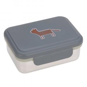 Lässig Lunchbox RVS Safari Tiger
