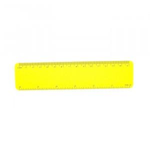 Ecobos Flexibele Meetlat 15 cm Geel