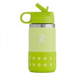 Hydro Flask Insulated Drinkfles Kids Wide Mouth (355 ml) Honeydew