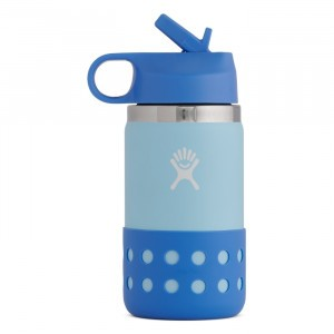 Hydro Flask Insulated Drinkfles Kids Wide Mouth (355 ml) Ice
