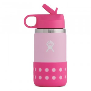 Hydro Flask Insulated Drinkfles Kids Wide Mouth (355 ml) Plumeria