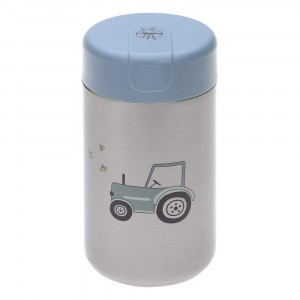 Lässig Thermosbox (480 ml) Adventure Tractor