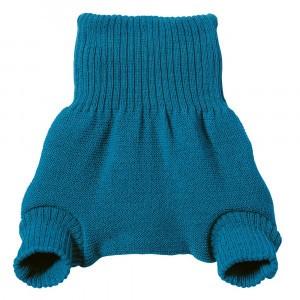 Disana Wollen Overbroekje (62/68-74/80) Blue