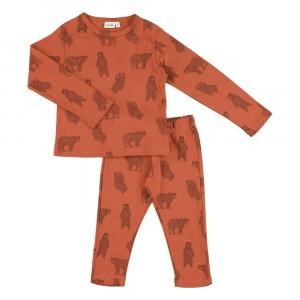 Trixie Pyjama 2-delig Brave Bear (6 j)
