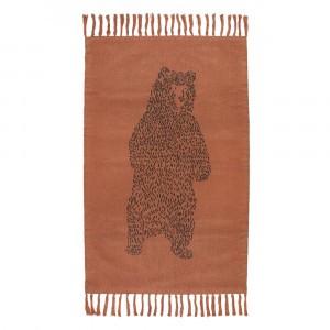 Trixie Gebreid Tapijt Brave Bear