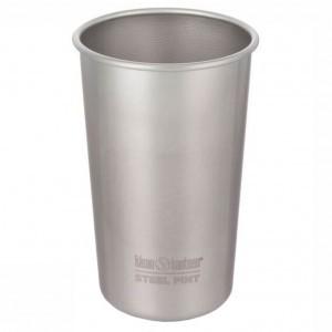 """Klean Kanteen Beker """"Pint"""" Staal (473 ml)"""