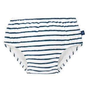 Lässig Splash & Fun Zwemluier Boys - Stripes Navy