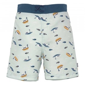 Lässig Splash & Fun UV Zwemshort Boat Mint