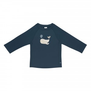Lässig Splash & Fun UV T-Shirt Lange Mouwen - Whale
