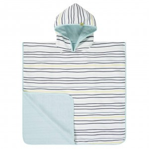 Lässig Splash & Fun UV Beach Poncho Little Sailor