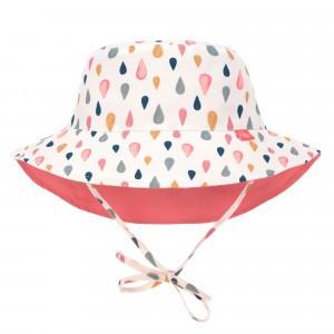 Lässig Splash & Fun Sun Protection Zonnehoedje - Drops