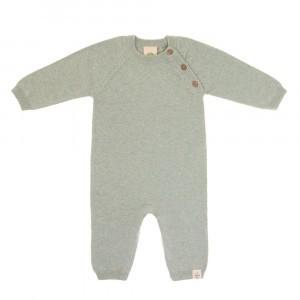 Lässig Gebreid Babypakje Garden Explorer Aqua Grey