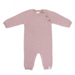 Lässig Gebreid Babypakje Garden Explorer Light Pink