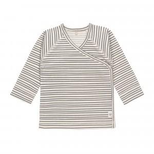 Lässig Wikkelvestje Striped Grey Anthracite