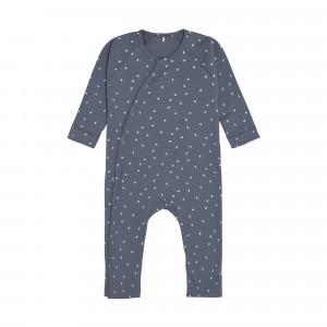 Lässig Pyjama Triangle Blue