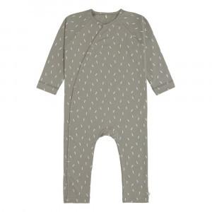 Lässig Pyjama Speckles Olive