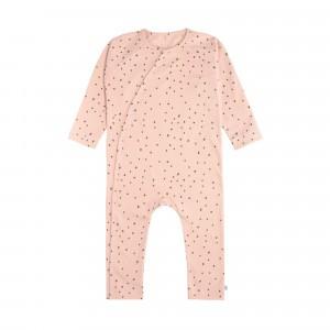 Lässig Pyjama Dots Powder Pink