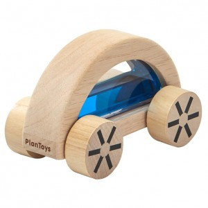 PlanToys Wautomobile Blauw