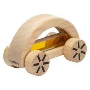 PlanToys Wautomobile Geel