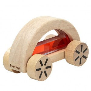 PlanToys Wautomobile Rood