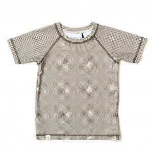 Albababy Gwen Swim T-shirt Wren Cubes
